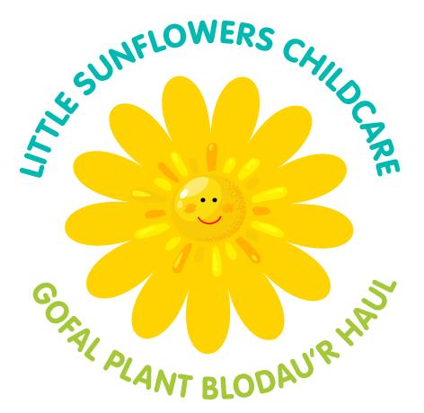 little sunflowers logo